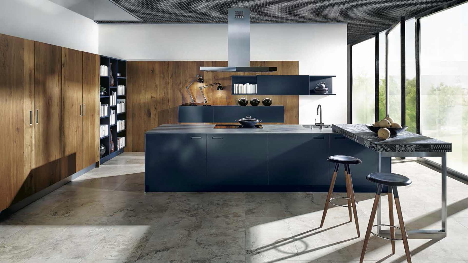 Einbauküchen design  Küchen Einbauküchen Design Küchen in Kelheim - Möbel Gassner ...